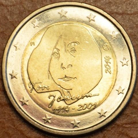 2 Euro Finland 2014 - Tove Jansson (UNC)