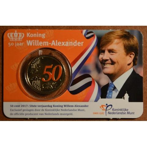 50 cent Netherlands 2017 (BU)