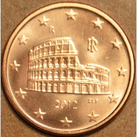 5 cent Italy 2012 (UNC)