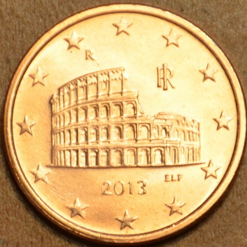 5 cent Italy 2013 (UNC)