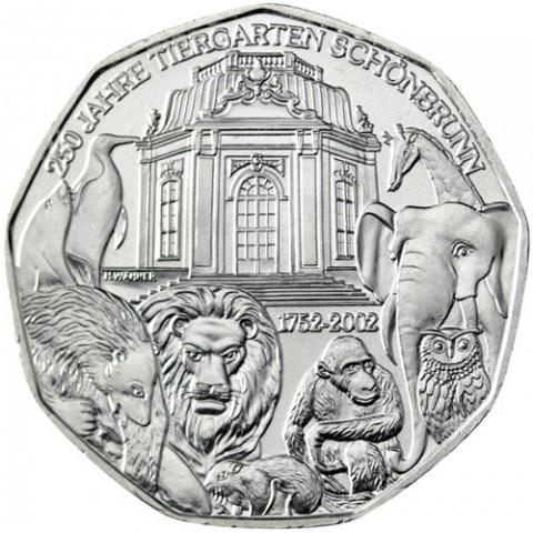 5 Euro Austria 2002 Schönbrunn (UNC)