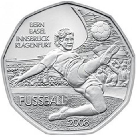 5 Euro Austria 2008 - Soccer 1 (UNC)