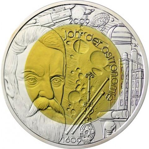 25 Euro Austria 2009 - Astronomy (Niob)