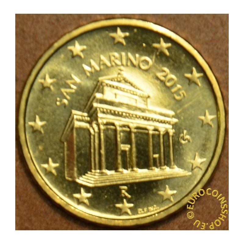 10 cent San Marino 2015 (UNC)