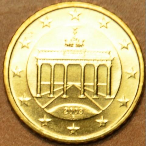 "10 cent Germany ""F"" 2003 (UNC)"