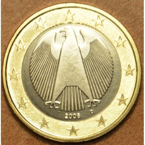 "1 Euro Germany ""F"" 2003 (UNC)"