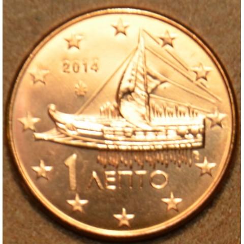 1 cent Greece 2014 (UNC)