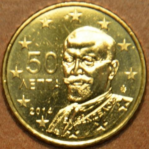 50 cent Greece 2014 (UNC)