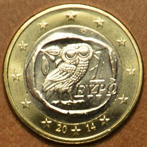 1 Euro Greece 2014 (UNC)
