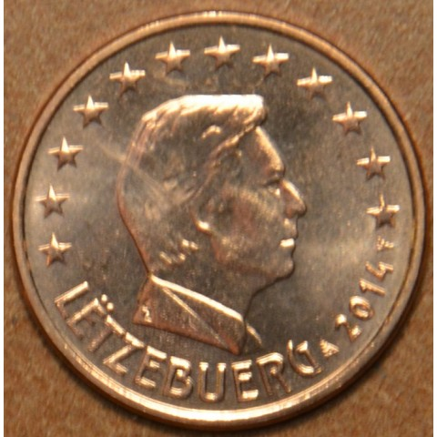 1 cent Luxembourg 2014 (UNC)