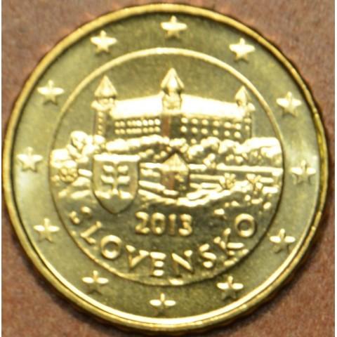 10 cent Slovakia 2013 (UNC)