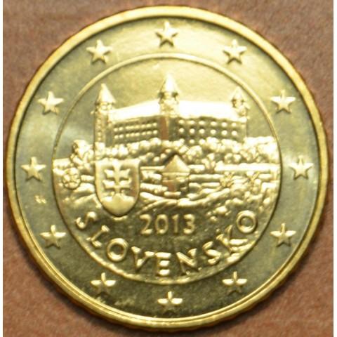 50 cent Slovakia 2013 (UNC)