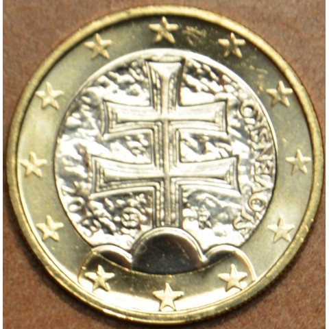 1 Euro Slovakia 2013 (UNC)