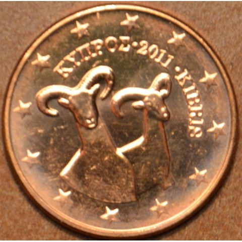 1 cent Cyprus 2011 (UNC)