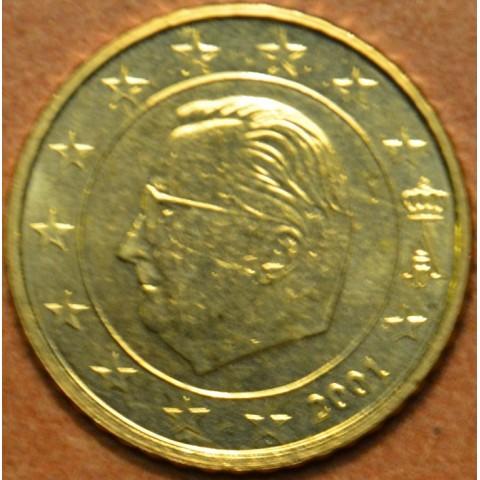 50 cent Belgium 2001 (UNC)