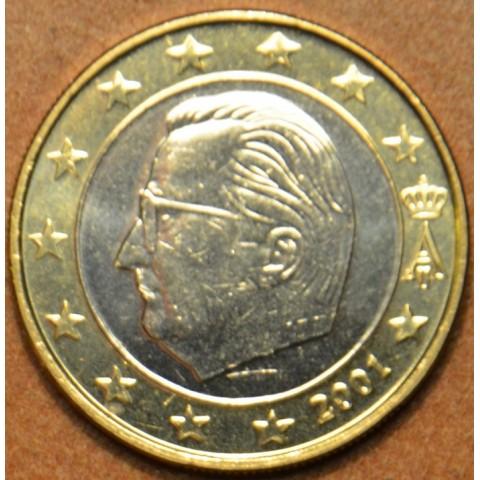 1 Euro Belgium 2001 (UNC)