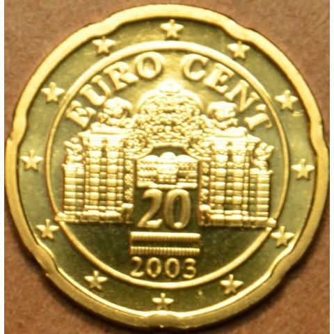 20 cent Austria 2003 (UNC)