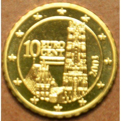 10 cent Austria 2003 (UNC)