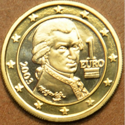 1 Euro Austria 2003 (UNC)