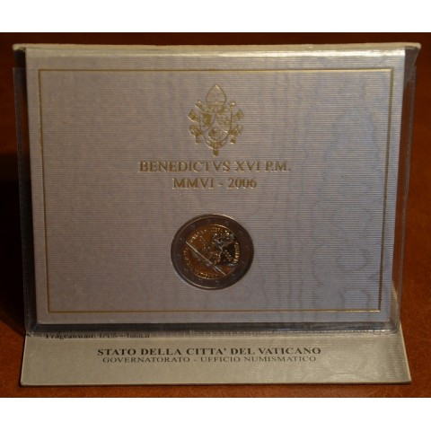 2 Euro Vatican 2006 - 500th Anniversary of the Swiss Guard (BU)