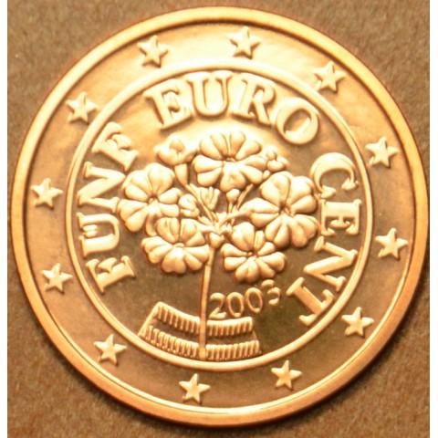 5 cent Austria 2003 (UNC)