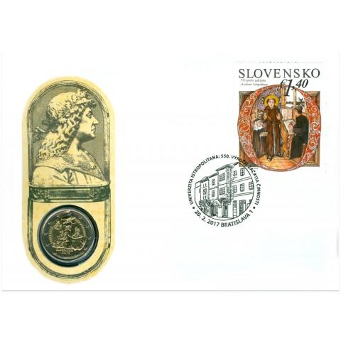 2 Euro Slovakia 2017 - Univerzita Istropolitana (UNC)