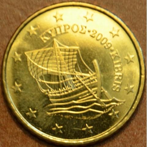 50 cent Cyprus 2009 (UNC)