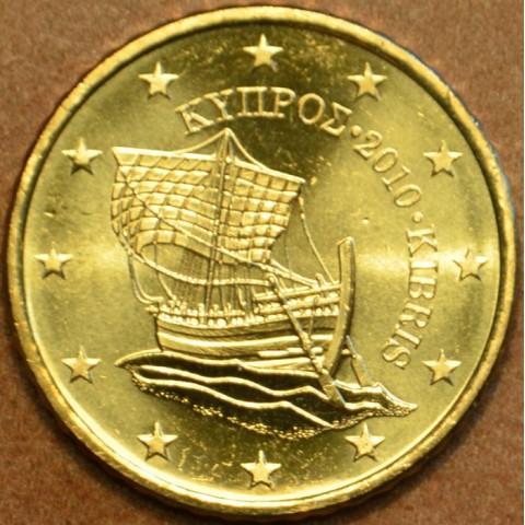 50 cent Cyprus 2010 (UNC)