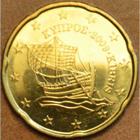 20 cent Cyprus 2009 (UNC)