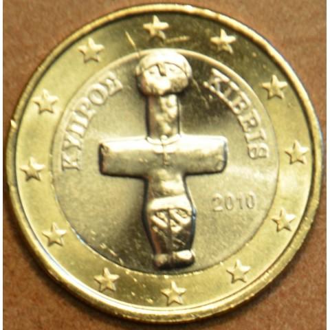 1 Euro Cyprus 2010 (UNC)