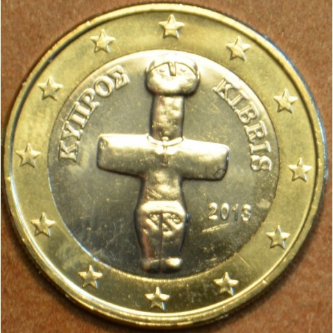 1 Euro Cyprus 2013 (UNC)