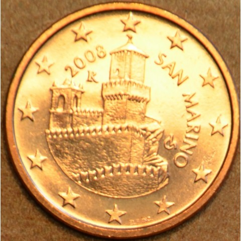 5 cent San Marino 2008 (UNC)