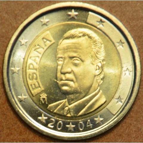 2 Euro Spain 2004 (UNC)