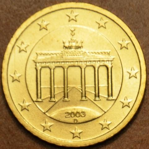 "10 cent Germany ""J"" 2003 (UNC)"