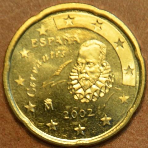 20 cent Spain 2000 (UNC)