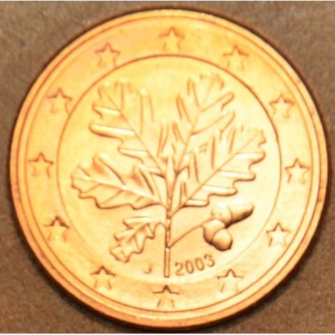 "1 cent Germany ""J"" 2003 (UNC)"