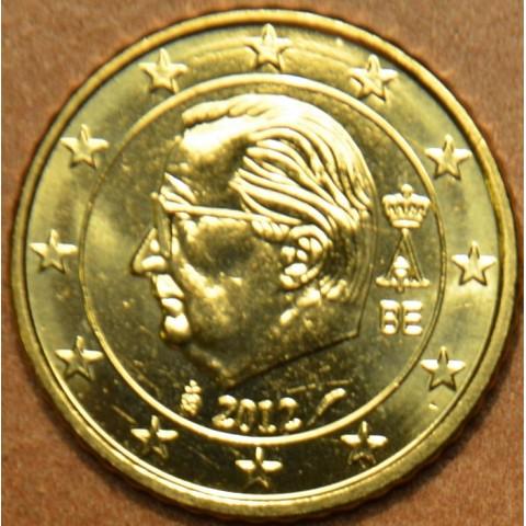 50 cent Belgium 2012 (UNC)