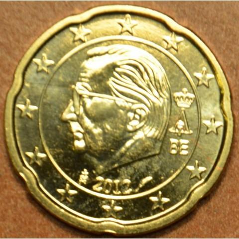 20 cent Belgium 2012 (UNC)
