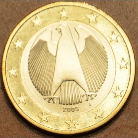 "1 Euro Germany ""J"" 2003 (UNC)"