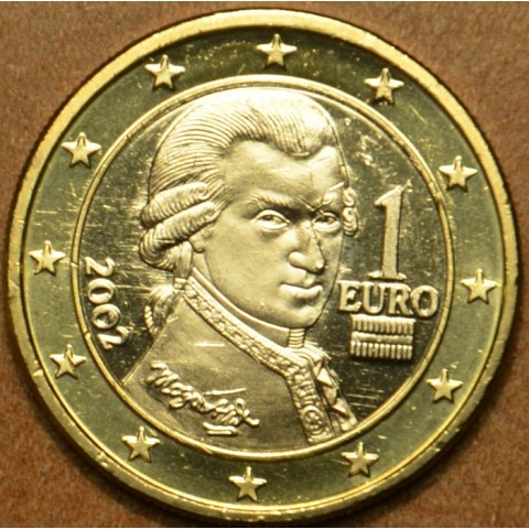 1 Euro Austria 2002 (UNC)