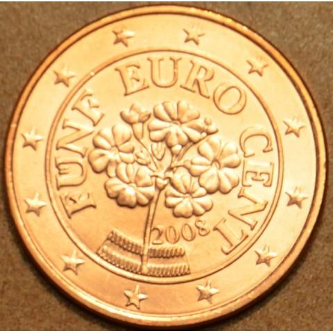 5 cent Austria 2008 (UNC)