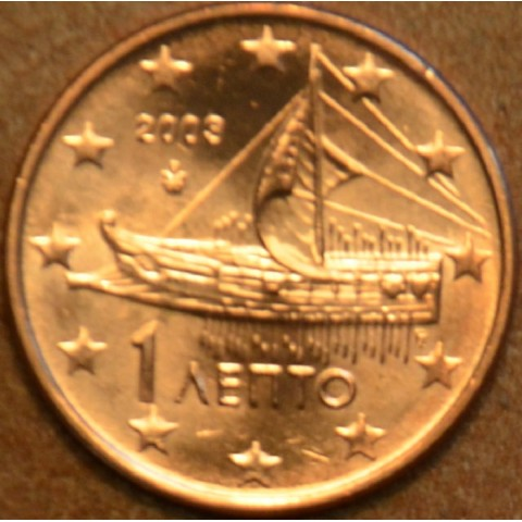 1 cent Greece 2003 (UNC)