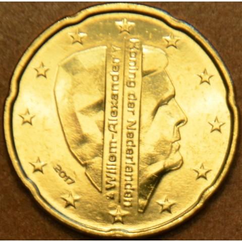 20 cent Netherlands 2017 (UNC)