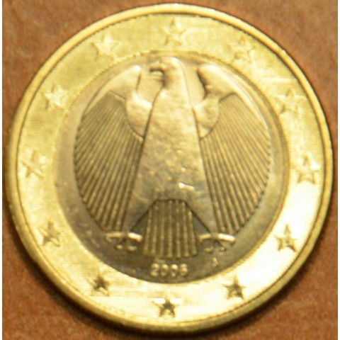 "1 Euro Germany ""J"" 2006 (UNC)"
