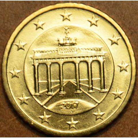 "50 cent Germany ""J"" 2017 (UNC)"