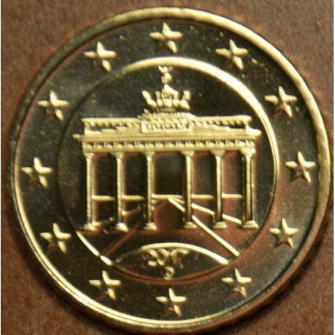 """50 cent Germany """"D"""" 2017 (UNC)"""