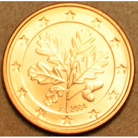 "1 cent Germany ""J"" 2004 (UNC)"