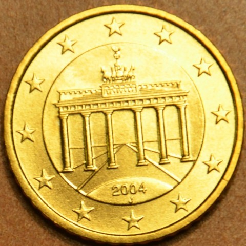 "50 cent Germany ""J"" 2004 (UNC)"