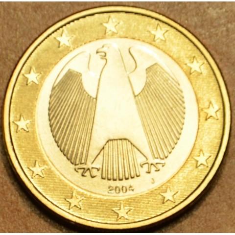 "1 Euro Germany ""J"" 2004 (UNC)"