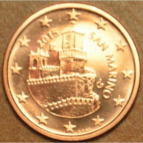 5 cent San Marino 2015 (UNC)